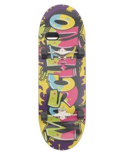 MOSCHINO Skate Graffiti Multi