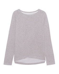 JUVIA Sweatshirt Light Brown