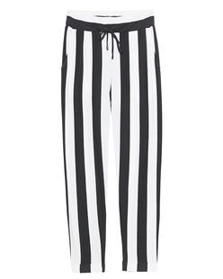 JUVIA Block Stripe Black & White