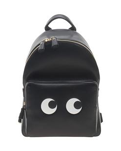 ANYA HINDMARCH Backpack Mini Eyes Right Black