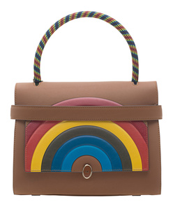 ANYA HINDMARCH Bathurst Small Caramel