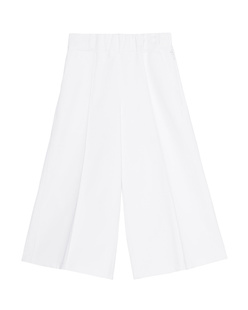 ADIDAS ORIGINALS BY HYKE Flared Culotte White