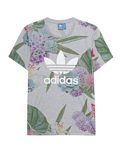 ADIDAS ORIGINALS Trefoil Flower Unique Grey
