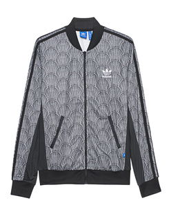 ADIDAS ORIGINALS Shell SST Black White