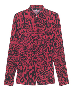 VERSUS VERSACE by ANTHONY VACCARELLO Label Print Red