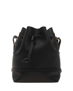 SOPHIE HULME Small Nelson Soft Saddle Black