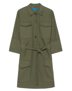 M.i.h JEANS Iola Tunic Utility Green