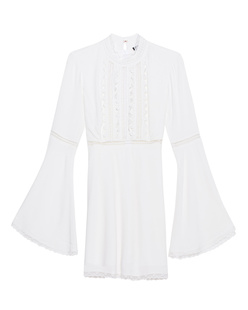 FOR LOVE AND LEMONS Bellsleeves White