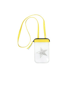 HOUSE OF CASES Beach Star Yellow White