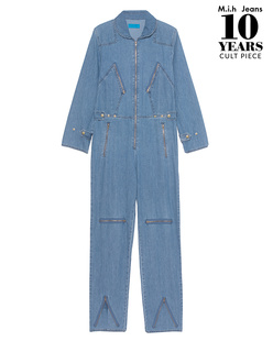 M.i.h JEANS Jumpsuit Boiler Cult Chambray