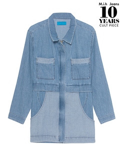 M.i.h JEANS Parka Painters Cult Chambray