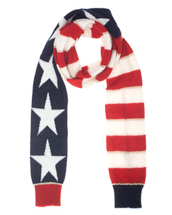 HILFIGER COLLECTION Stars And Stripes Red Blue