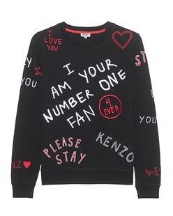 KENZO Sweatshirt Special Black