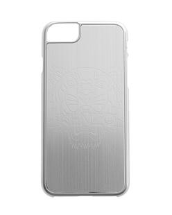 KENZO Tiger Label Silver