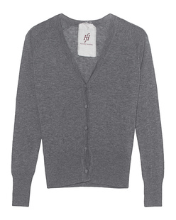 FRIENDLY HUNTING Raglan Sport Cuff Grey Melange