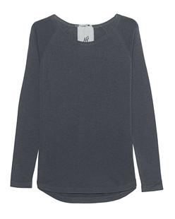 FRIENDLY HUNTING Shirt Elfe Grey Flanell