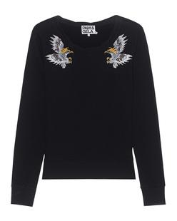 Pam&Gela Embroidered Sweatshirt Black