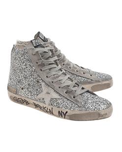 GOLDEN GOOSE Sneakers Francy Silver Moon