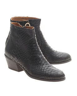 FIORENTINI AND BAKER Glory Galy Pitone Nero