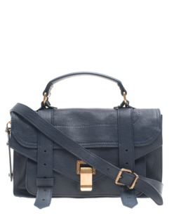 PROENZA SCHOULER PS1 Tiny Lux Midnight