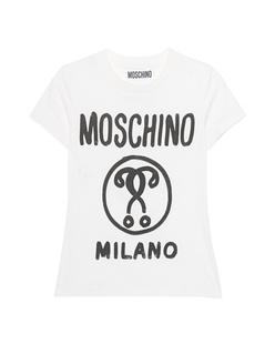 MOSCHINO Milano Slim Off White