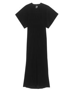 NORMA KAMALI Obie Gown Black