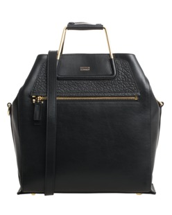 STEFFEN SCHRAUT Chelsea Boxy Bag Black