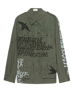 FAITH CONNEXION Graffiti Army Khaki