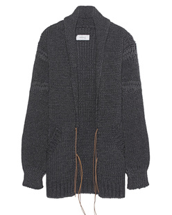 HIRONAÉ Paris Merino Knit Anthracite