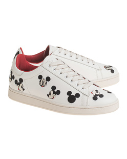 MASTER OF ARTS Lace Mickey White