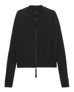 THOM KROM Sweat Fringy Black