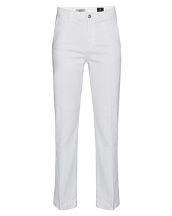 AG Jeans The Layla Trouser Flare White