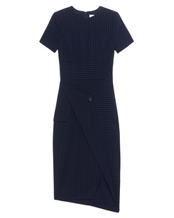 DKNY Wrap Pinstripes Blue