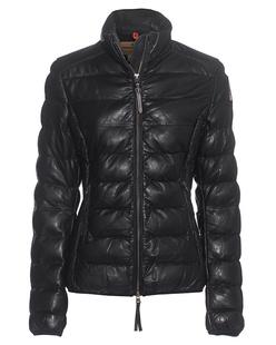 PARAJUMPERS Jodie Leather Black