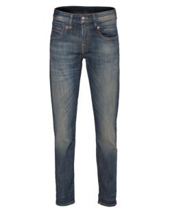 R13 Boy Skinny 4871 Blue Jean