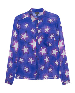 JUST CAVALLI Star Print Blue