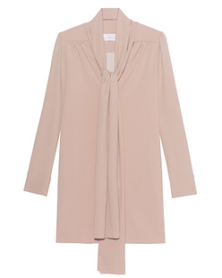 SEE BY CHLOÉ Clean Pleat Bow Nude