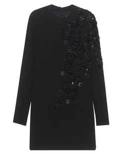 DSQUARED2 Sequin Black Dress
