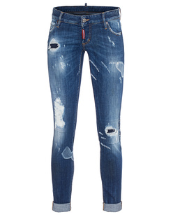 DSQUARED2 Pat Jean Short Crotch Tight Bottom