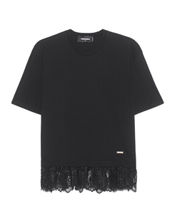DSQUARED2 Tshirt Lace Black