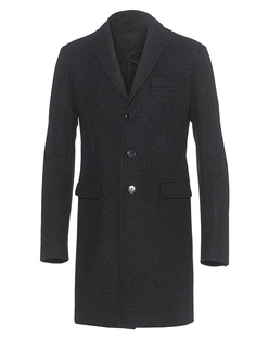 DSQUARED2 Strong Wool Evergreen Anthra