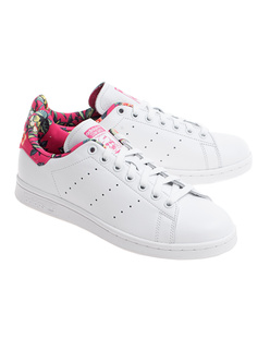 ADIDAS ORIGINALS Stan Smith White Ray Pink