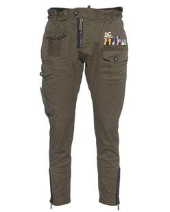 DSQUARED2 Military Khaki