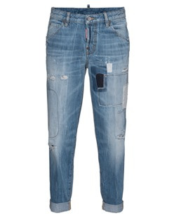 DSQUARED2 Hockney Jean Custom Light Blue