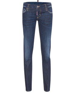 DSQUARED2 Pat Jean Short Crotch Tight Bottom Dark