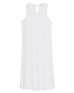 SPLENDID Rayon Jersey Layered White