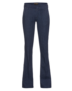 THE SEAFARER Francis Stretch Pinstripes