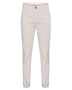 7 FOR ALL MANKIND The Crop Chino Sateen Beige