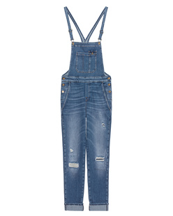 7 FOR ALL MANKIND Overall Spring Valley Destroyed