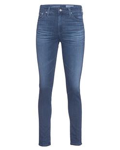 AG Jeans The Farrah Crop 13 Years Blue